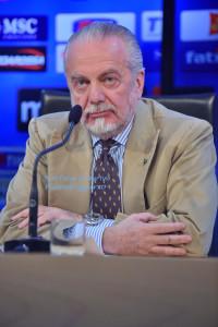 De Laurentiis_DMF_1566 Conferenza stampa De Laurentiis-Benitez 28/5/2015 foto De Martino