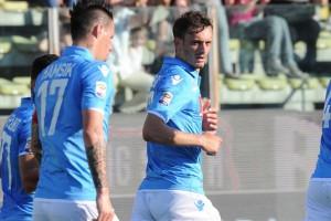 Parma-Napoli Gabbiadini