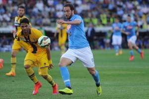 Parma-Napoli Higuain