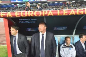 Pecchia-Benitez_DMF_7813 Napoli-Dnipro 7/5/2015 fofo De Martino