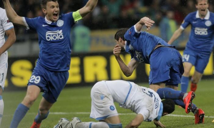 Napoli, la disfatta di Kiev ha ricordato quella col Bilbao. Terzo posto ormai l'ultimo obiettivo