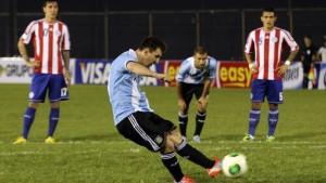 720p-Messi Copa America Argentina Paraguay