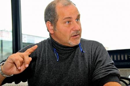 Beppe Accardi: Sono fiducioso perché a Madrid il Napoli ha dimostrato di poter far male a questo Real.