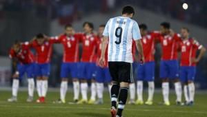 higuain rigore sbagliato argentina cile copa america