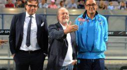 Sky – Oggi a sorpresa incontro ADL-Sarri per appianare i 'malumori' del tecnico: i dettagli