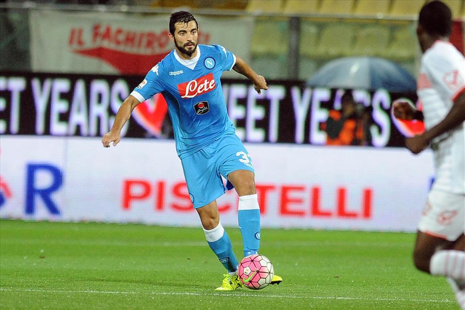 Carpi-Napoli 0-0 Albiol 2