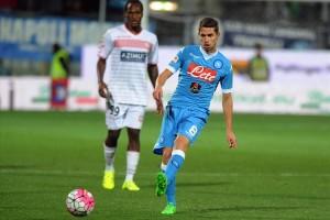 Carpi-Napoli 0-0 Jorginho