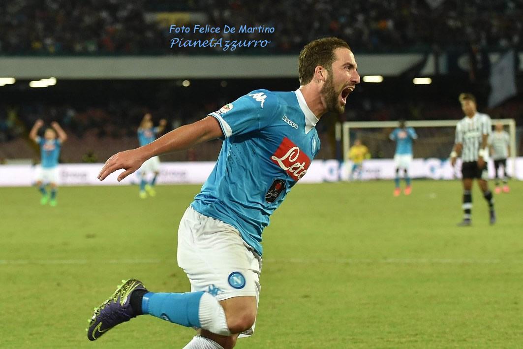 Higuain_DMF_9177 Napoli-Juventus 26/9/2015 foto De Martino