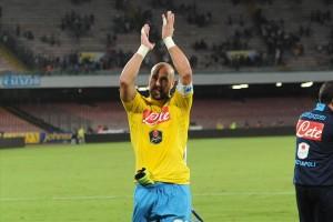 Napoli-Lazio 5-0  Reina 2
