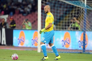 Napoli-Lazio 5-0  Reina