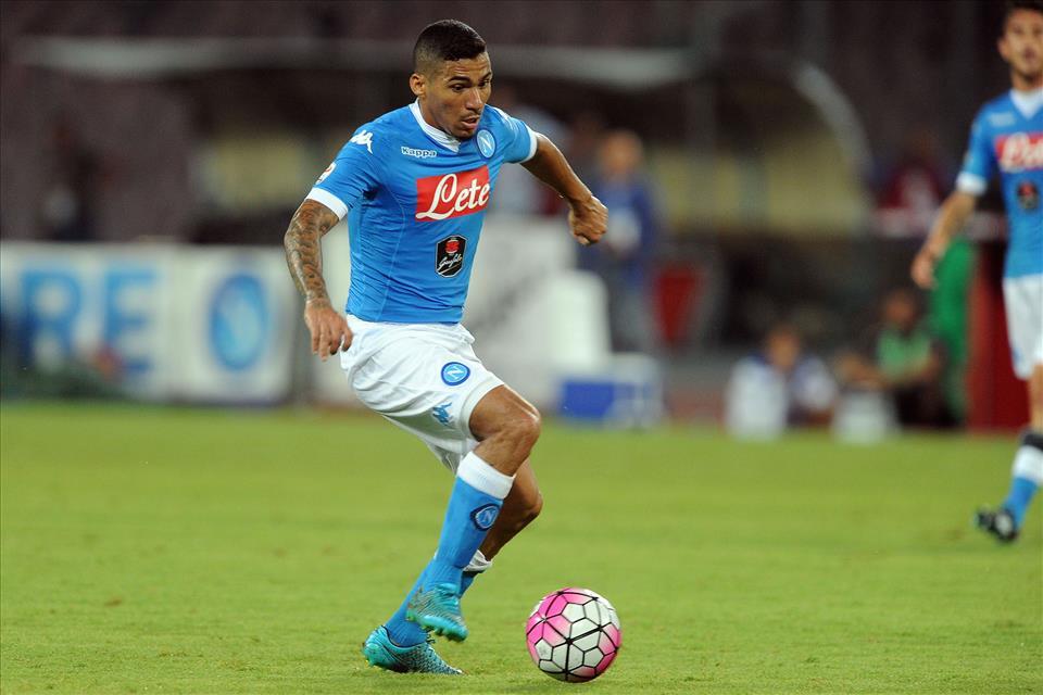Napoli-Sampdoria Allan