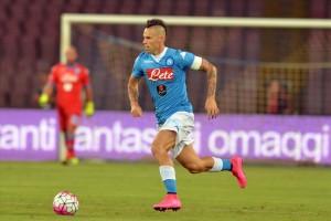 Napoli-Sampdoria Hamsik