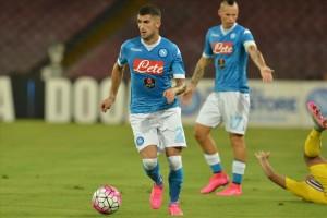 Napoli-Sampdoria Hysaj