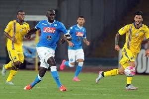 Napoli-Sampdoria Koulibaly