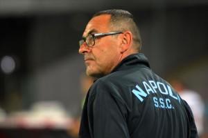 Napoli-Sampdoria Sarri