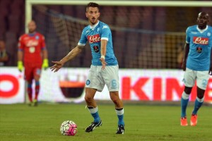 Napoli-Sampdoria Valdifiori