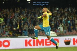 Reina_DMF_9042 Napoli-Juventus 26/9/2015 foto De Martino