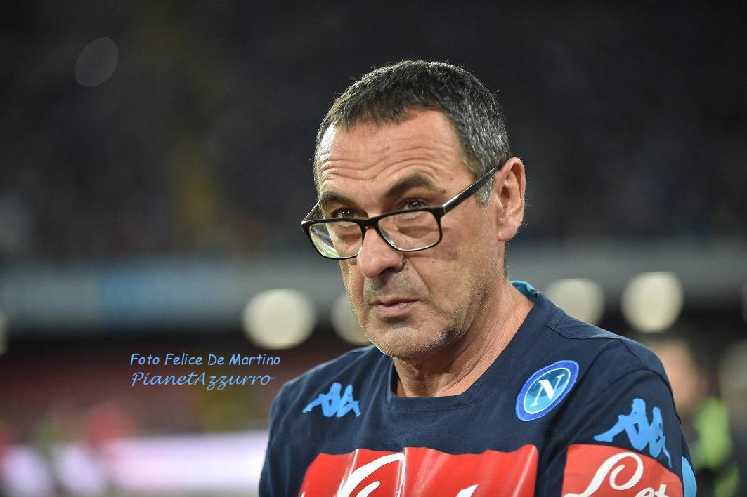 Sarri_DMF_8773 Napoli-Juventus 26/9/2015 foto De Martino