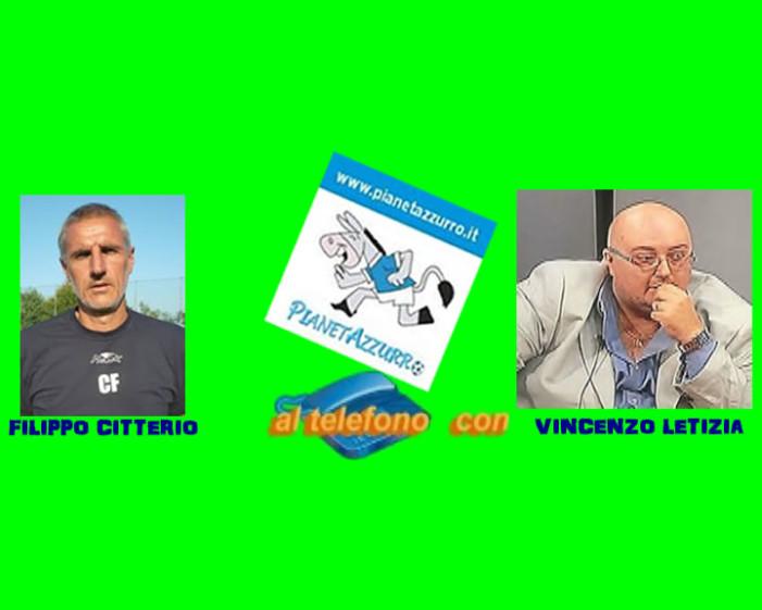 Filippo Citterio intervistato da Vincenzo Letizia (13/9/2015)