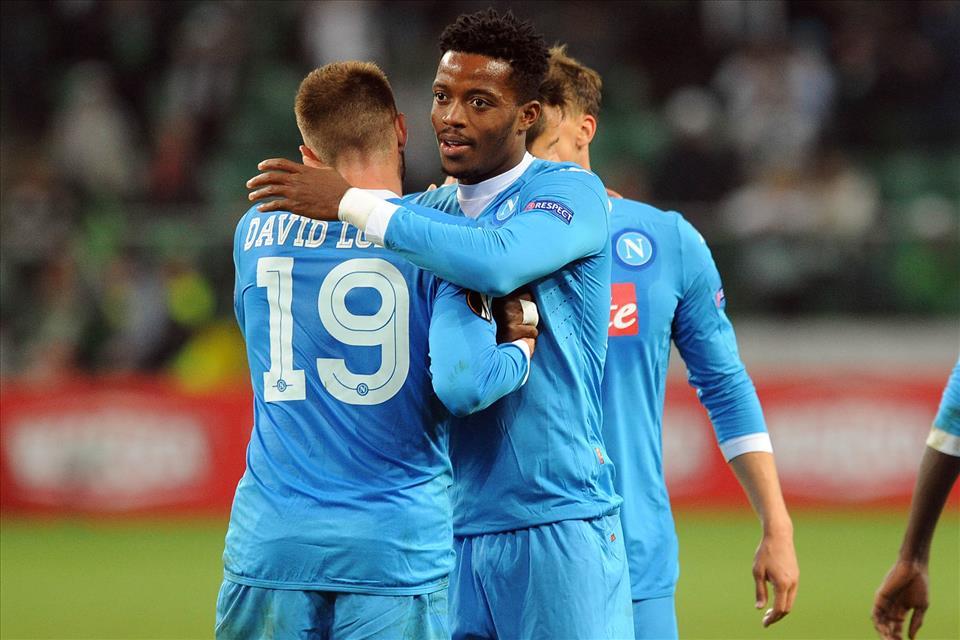 Legia-Napoli 0-2 Chalobah 2