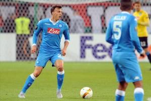 Legia-Napoli 0-2 Chiriches