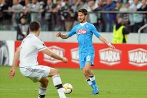 Legia-Napoli 0-2 Valdifiori