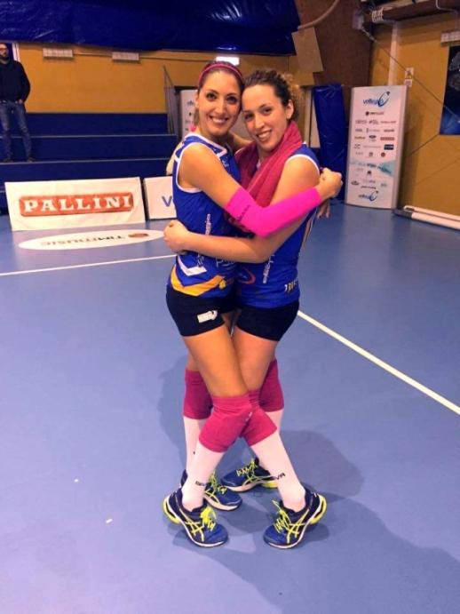 Campolo e Lauro festeggiano la vittoria