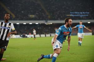 Higuain_DMF_7746 Napoli-Udinese 9/1/2015 foto De Martino