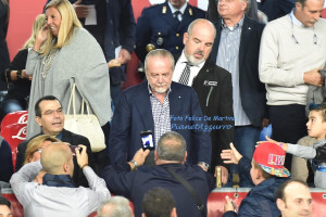 De Laurentiis_DMF_7529 Napoli-Udinese 9/1/2015 foto De Martino