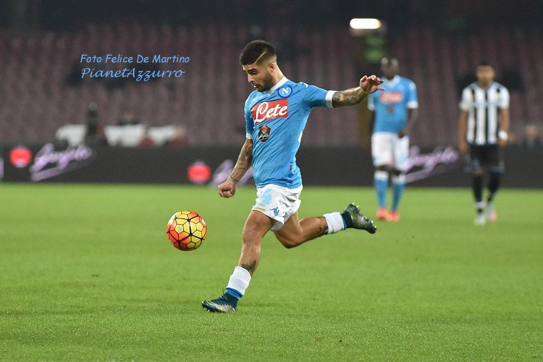 Insigne_DMF_7819 Napoli-Udinese 9/1/2015 foto De Martino