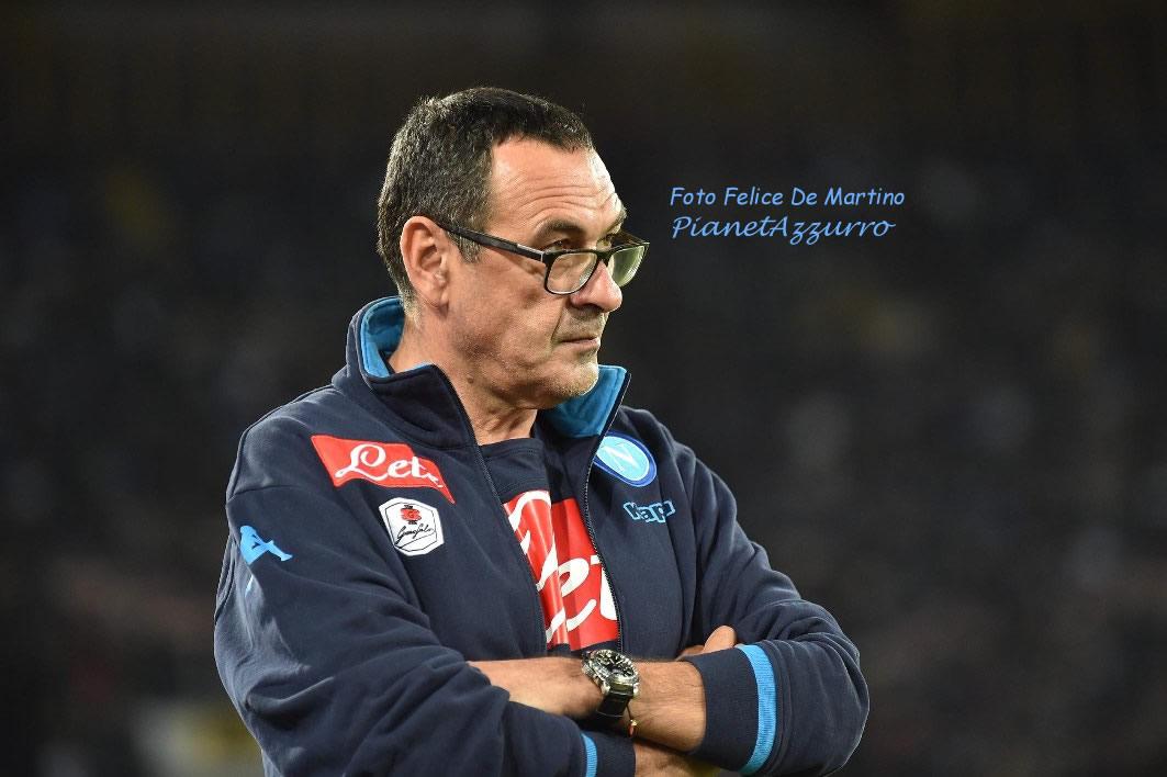 Sarri_DMF_7483 Napoli-Udinese 9/1/2015 foto De Martino