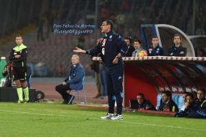 Sarri_DMF_7613 Napoli-Udinese 9/1/2015 foto De Martino