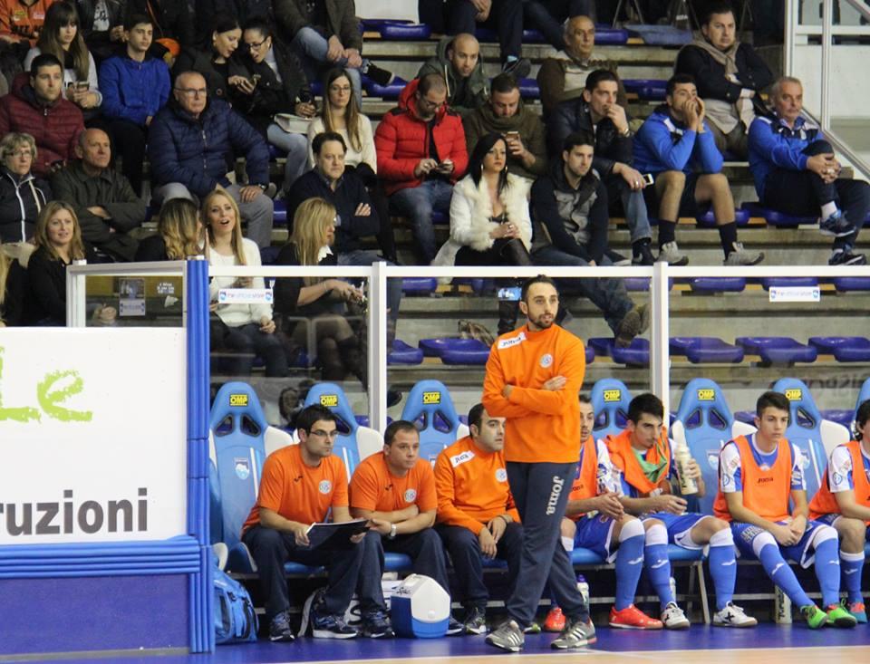 calcio a 5 Panchina Napoli