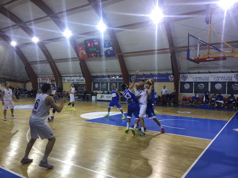 eurobasketroma-basketnapoli