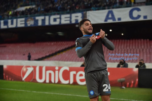 Insigne_DMF_0219 Napoli-Legia 10/12/2015 foto De Martino