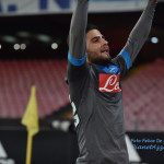 Insigne_DMF_0228 Napoli-Legia 10/12/2015 foto De Martino