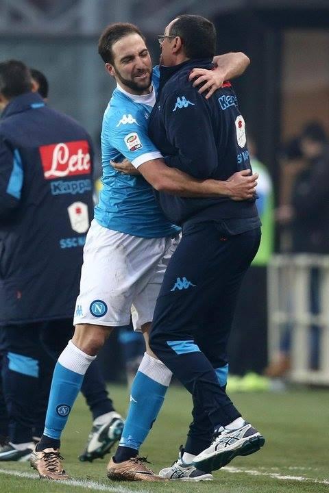 Il Napoli dal bel gioco che stupisce l' Europa riparta dalle sue certezze: Koulibaly, Higuain e Sarri
