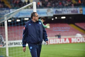Sarri_DMF_0252 Napoli-Legia 10/12/2015 foto De Martino