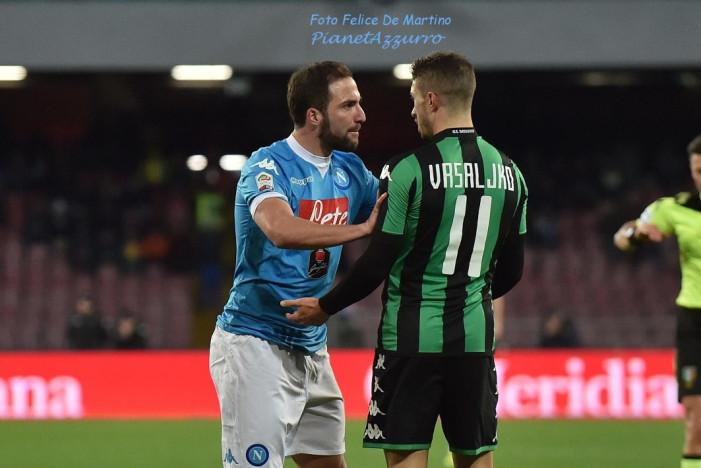 AMARCORD: Sassuolo-Napoli, dammi il cinque!