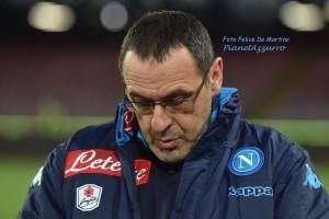 Sarri_DMF_4082 Napoli-Inter 19/1/2016 foto De Martino