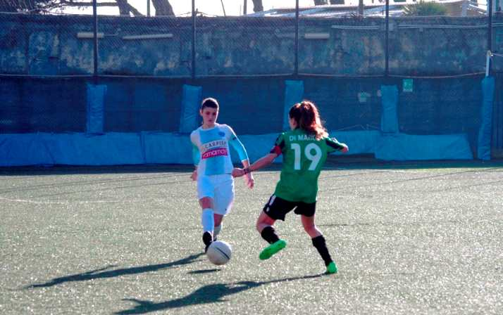 cuciniello calcio femminile