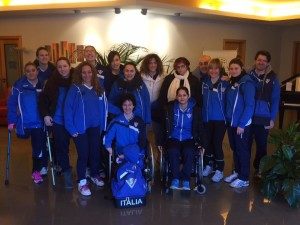 nazionale sitting volley femminile