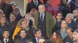 """De Laurentiis: """"Con la Champions diretta già abbiamo dei programmi. San Paolo? I lavori non iniziano prima di ottobre: lancio un'idea"""""""