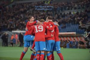 Esultanza Napoli DMF_6720 Napoli-Empoli 31/1/2016 foto De Martino