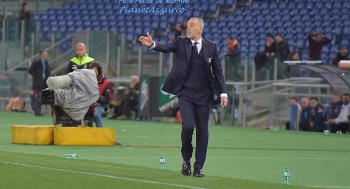 Il tecnico nerazzurro teme il Napoli e domani propone una formazione sulla difensiva