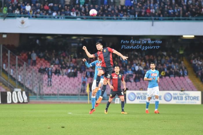 AMARCORD – Genoa-Napoli, segnare per vincere!