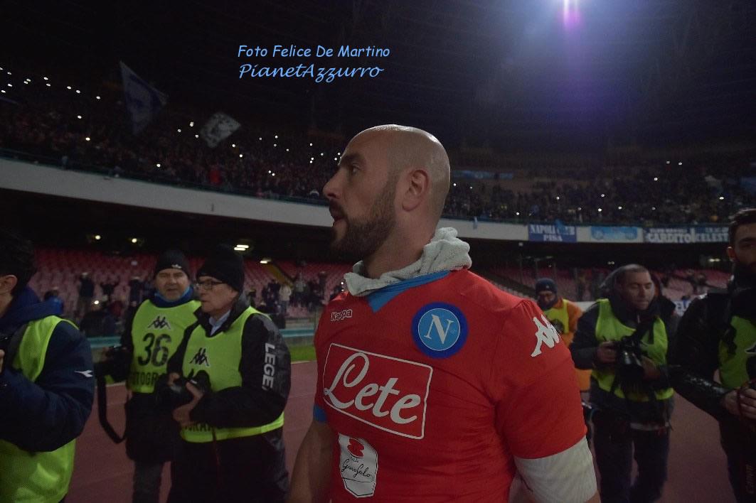 Reina_DMF_1831 Napoli-Chievo 5/3/2016 foto De Martino