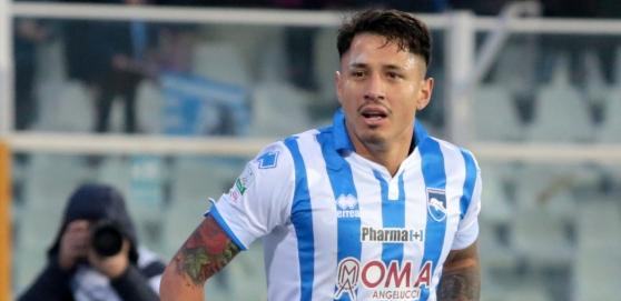 Sky – Il Milan soffia Lapadula al Napoli, domani l'attaccante sosterrà le visite mediche