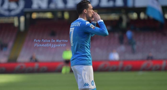 Dalla Spagna – Callejon pronto a lasciare il Napoli e ad approdare in Liga