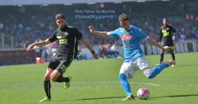 AMARCORD: Napoli-Verona, striscia continua